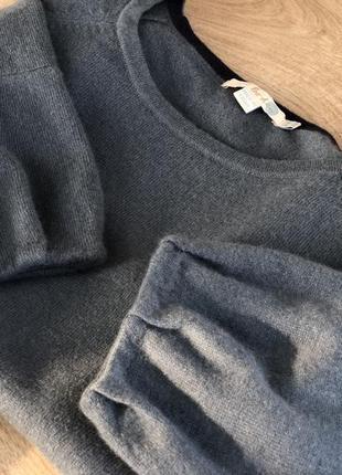 100% кашемир джемпер, свитер