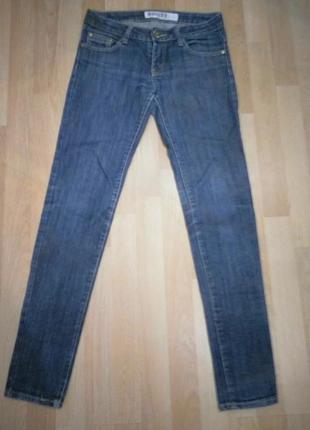 Джинсы monica's плотный джинс