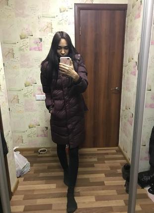 Пуховик одеяло /куртка/пальто