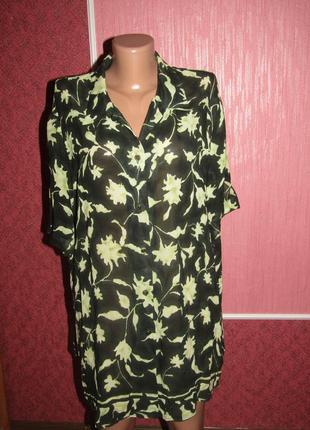 Блуза большой р-р 20 бренд gerry weber