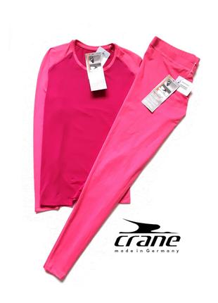 Комплект женского термобелья  для активного зимнего отдыха crane