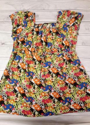 Платье из тончайшего хлопка от evans, батал, 28 размер