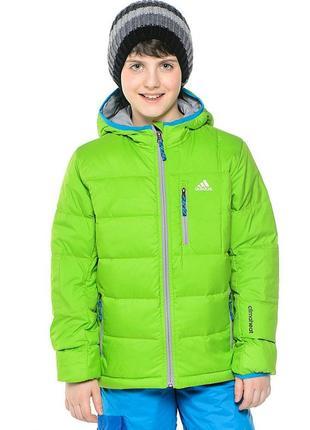 Детский пуховик adidas  bg ch frost j m37186 -оригинал