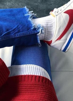 Nike cortez в самой популярной расцветке