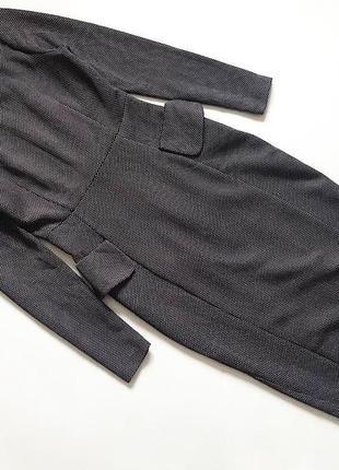 Классическое платье в мелкий горох asos  p 10