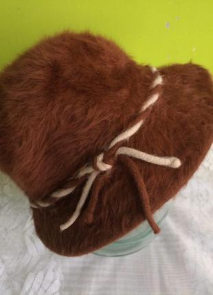 Шляпка от  kangol