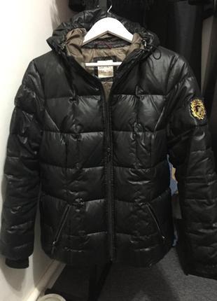 Куртка большая пуховик esprit
