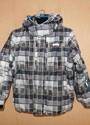 Куртка деми icepeak 5-6 лет. рост 116 см