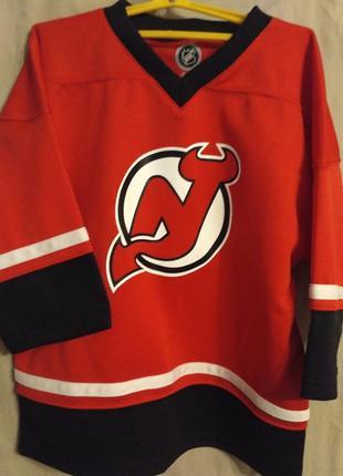Хоккейка футболка nhl