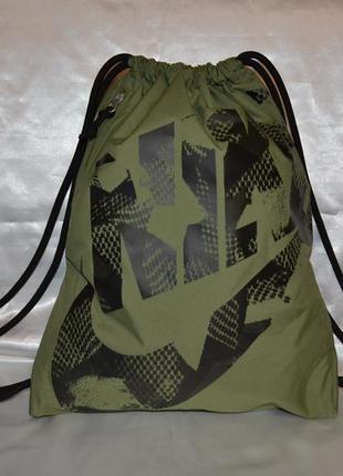 Спортивный мешок для обуви nike, оригинал