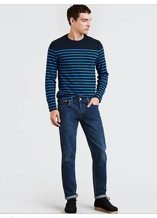 Мужские джинсы levis 511 slim fit