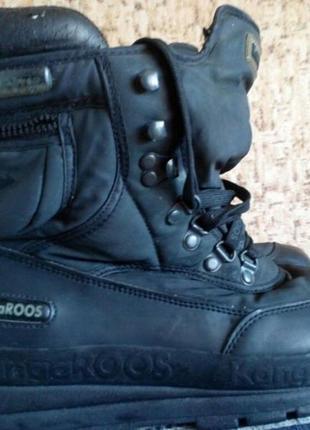 Термо ботинки kangaroos