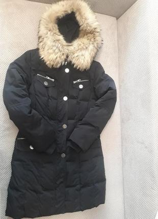 Зимова куртка flash geo