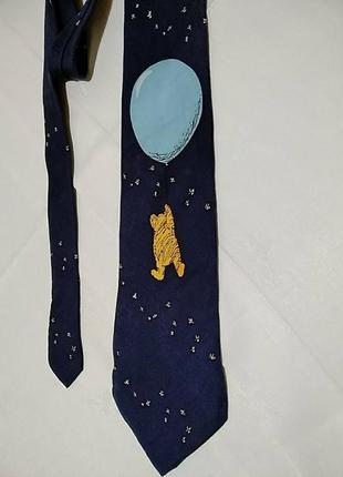 Шелковый галстук disney