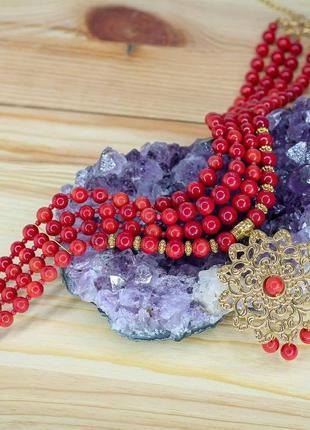 Дизайнерское ожерелье(ошейник)