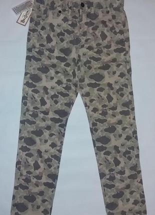 Мужские штаны jack & jones erik pablo camou jj распродажа