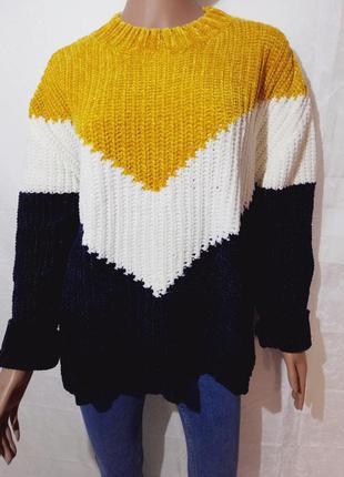 Нереально крутой велюровый свитер 👍🔥