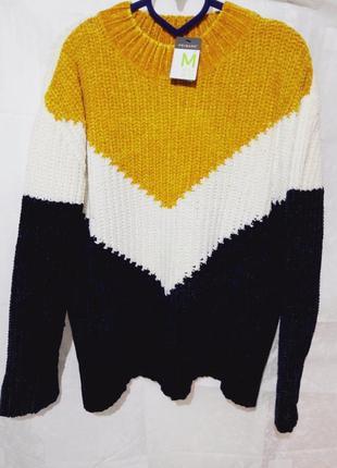 Нереально крутой велюровый свитер 👍🔥2 фото