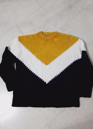 Нереально крутой велюровый свитер 👍🔥5 фото