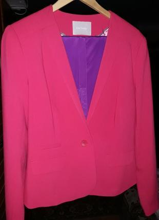 Малиновый пиджак orsay