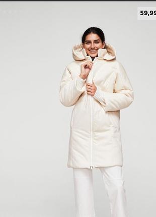 Стильная, тёплая и очень красивая куртка mango