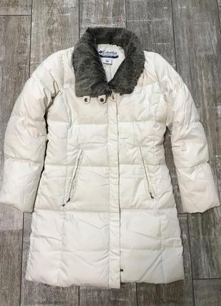 Теплое пальто columbia