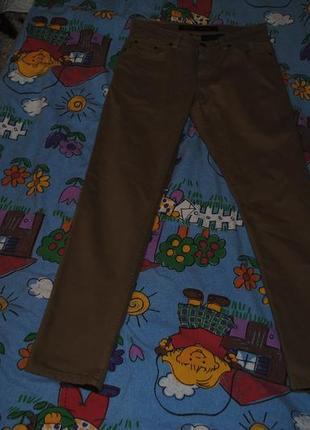 Утепленные-термо джинсы