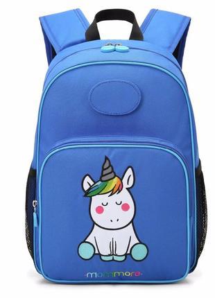 Шикарный тканевый рюкзак mommore