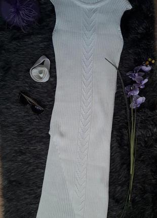 Шикарное- платье туника из натурального хлопка