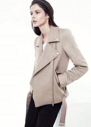 """Льняная куртка - косуха / пиджак """"flippa k"""" toni linen biker jacket"""