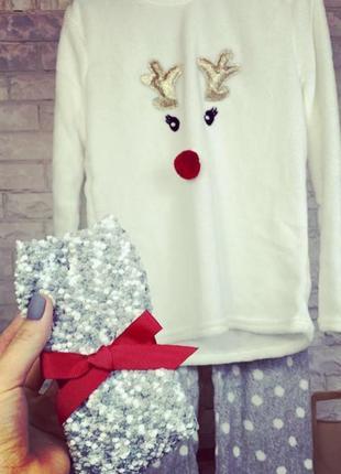 Домашний костюм пижама