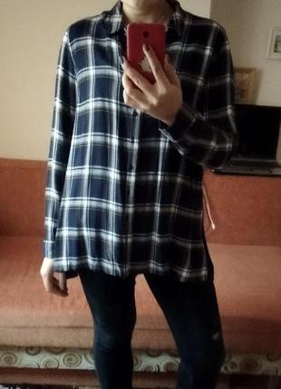 Стильная рубашка оверсайз new look