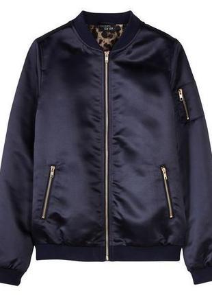 Стильная женская куртка бомбер