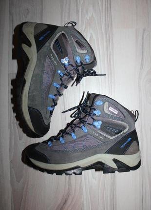 Ботинки кроссовки trespass waterproof непромокаемые на осень-зиму оригинал!