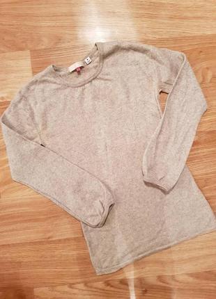 Vip! стильная кашемировая кофта, свитер 100% кашемир
