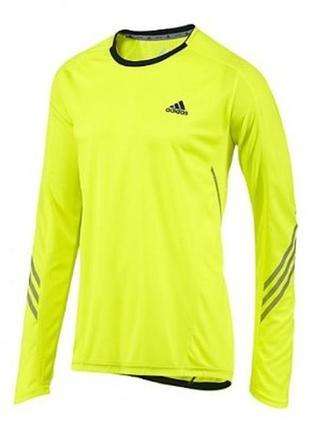 Спортивная мужская кофта adidas гольф реглан рашгард