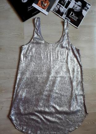 Платье в пайетках zara / 2я вещь в подарок