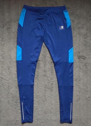 Спортивные мужские лосины karrimor run размер xl тайсы тайтсы штаны