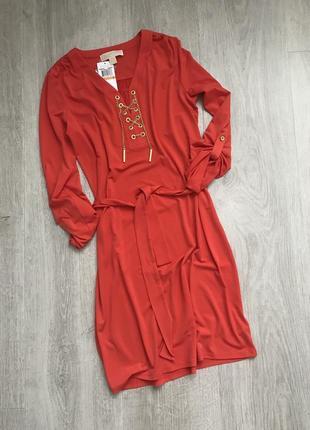 Платье michael kors. новое, с бирками!