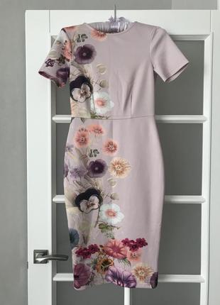 Шикарное платье миди asos