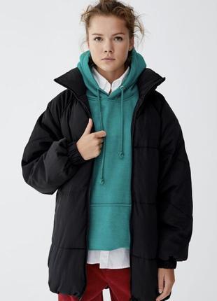 Зимняя куртка pull&bear