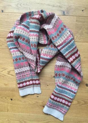 Теплейший уютнейший шарф
