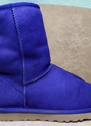 Угги ugg australia 5825 classic short ботинки сапоги зимние овчина. ориг. 39 р./25 см.