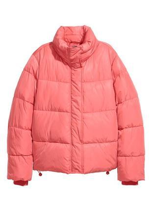 Зимняя куртка на синтепоне h&m размер 36.