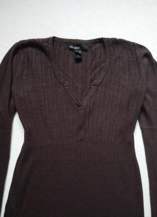 Шерстяной свитерок mango2 фото
