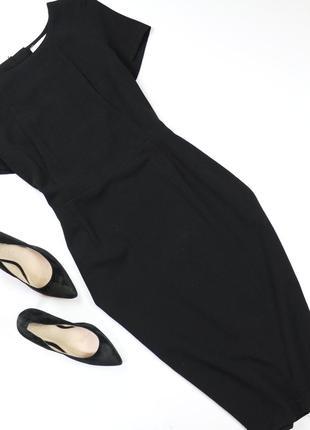 Классическое платье миди футляр