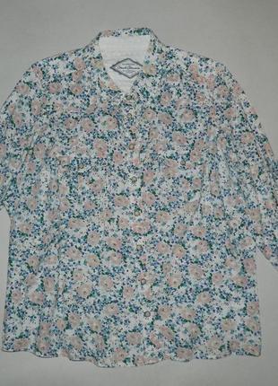 Рубашка от marks & spencer размер 22