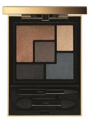 Тени для век yves saint laurent 5 couleurs couture palette # palette fetiche
