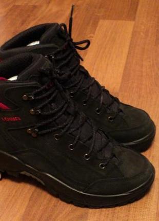 104dfeff045bc7 Ботинки lowa condor/renegade gore-tex mid 42 р 27 см трекінгові черевики  зимние