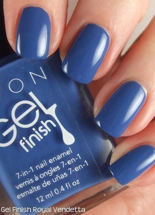 Лак для ногтей avon gel finish - royal vendetta